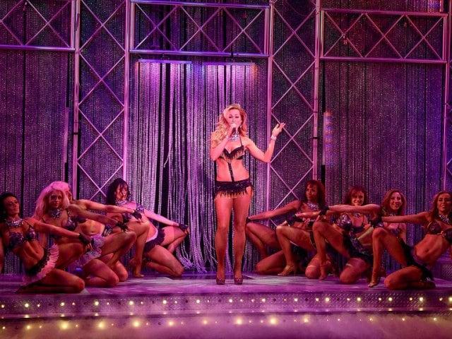 Fantasy Strip Show no Hotel Luxor Las Vegas