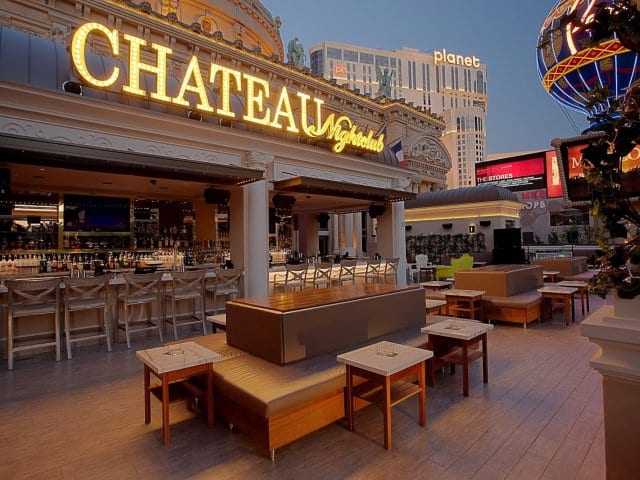 Balada Chateau Nightclub and Gardens em Las Vegas