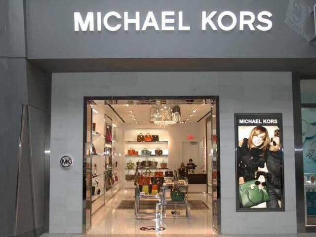 Lojas Michael Kors em Las Vegas: bolsas, roupas e relógios