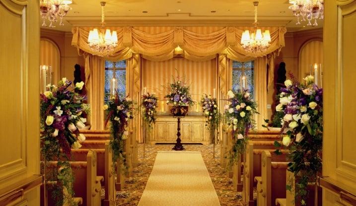 Bellagio's Wedding Chapel: Igreja em Las Vegas