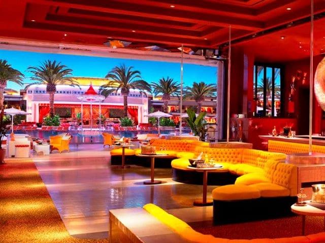 Balada Surrender Nightclub em Las Vegas