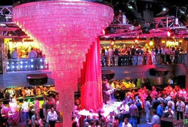 Balada Haze Nightclub em Las Vegas