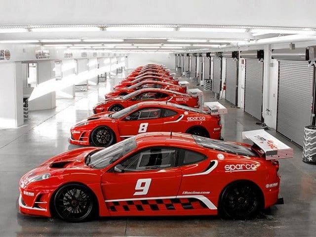 Dream Racing em Las Vegas | Experiência de corrida com Ferrari