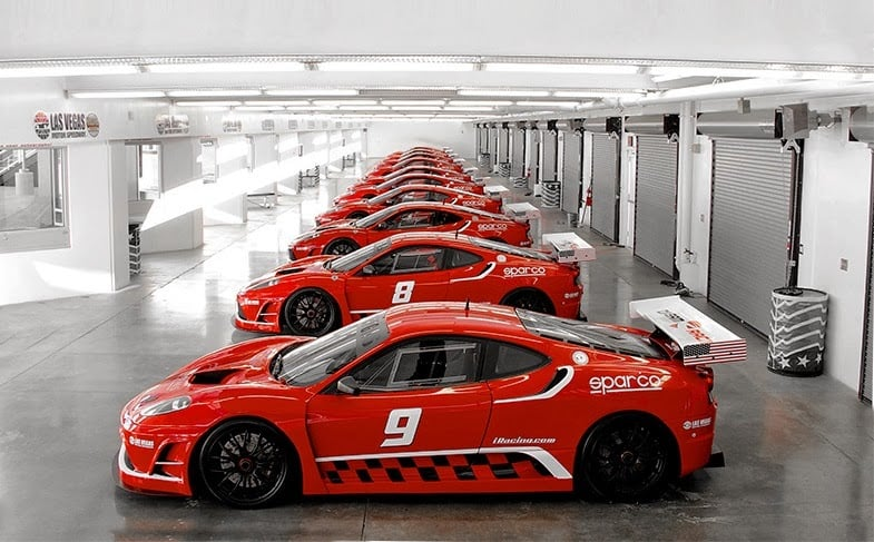 Dream Racing Experience em Las Vegas | Corrida de carros