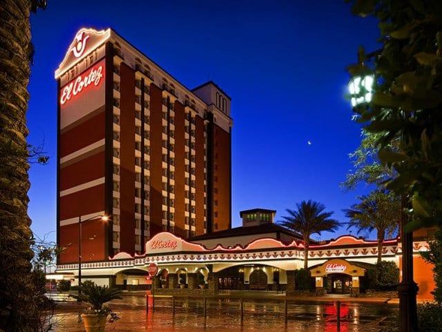 Hotel Cassino El Cortez em Las Vegas