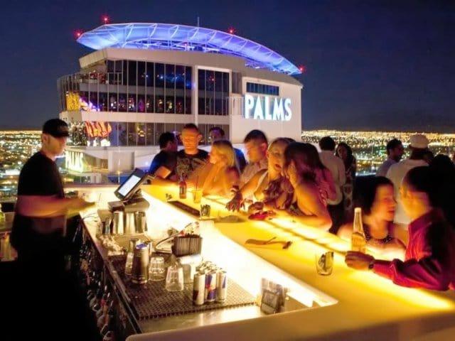 Bar Ghostbar em Las Vegas