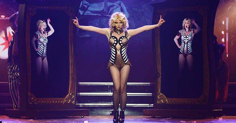 Shows da Britney Spears Piece of me em Las Vegas