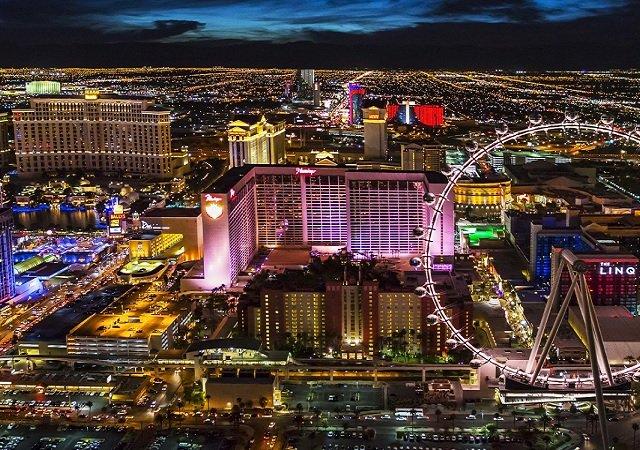 Pacote Hurb para Las Vegas por R$ 2.659