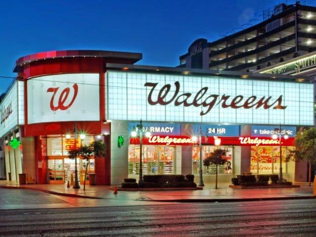 Farmácias Walgreens em Las Vegas | Compras e remédios