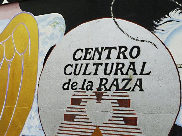 Centro Cultural de la Raza em San Diego na Califórnia