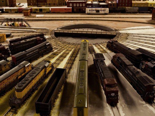 Museu-Model-Railroad