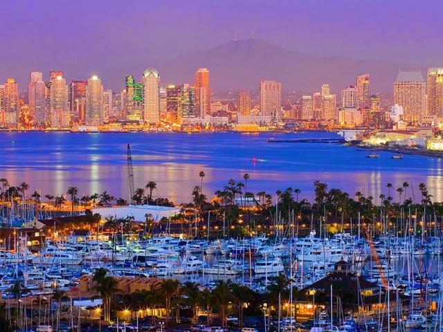 O que fazer em San Diego na Califórnia