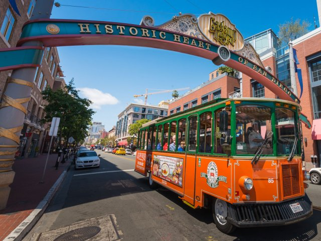 Hop On Hop Off Trolley San Diego | Passeio turístico