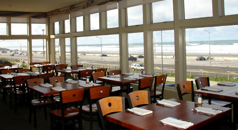 Restaurante Beach Chalet Brewery