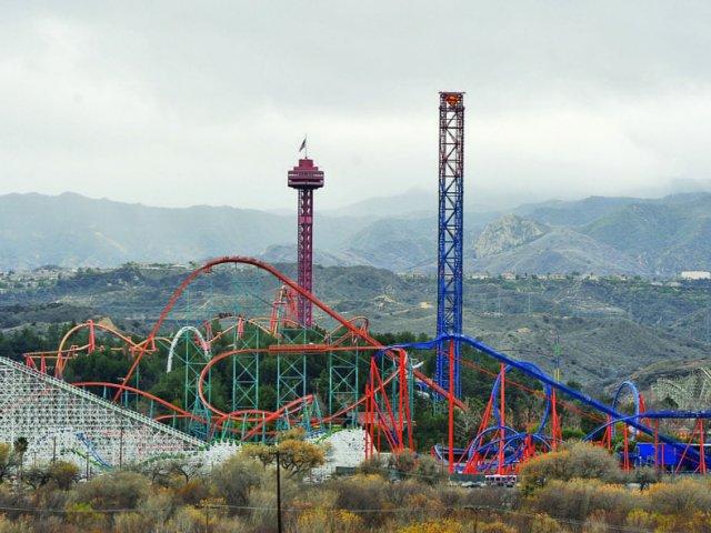 Parques de diversões na Califórnia: Disneyland, Universal, SeaWorld e Six Flags