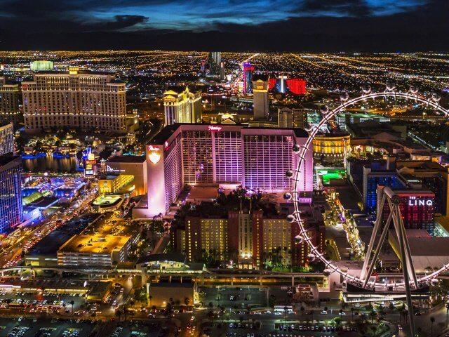 Las Vegas em Setembro