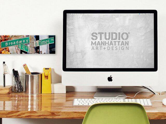 Loja Studio Manhattan Art + Design em San Francisco na Califórnia
