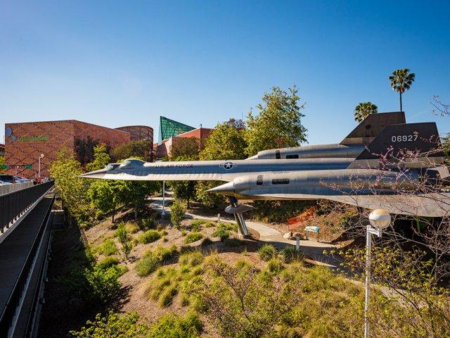 California Science Center em Los Angeles na Califórnia