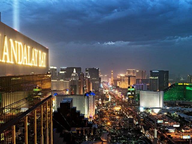 Onde assistir jogos de esporte em Las Vegas