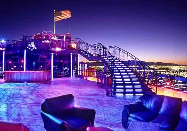 Level 107 Lounge em Las Vegas