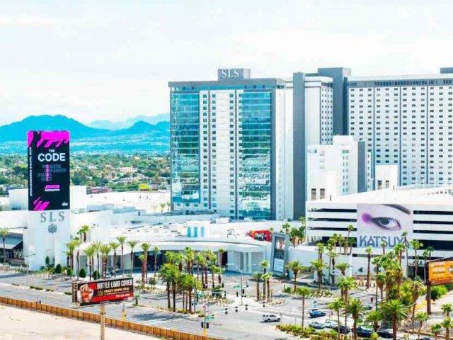SLS Hotel e Casino Las Vegas