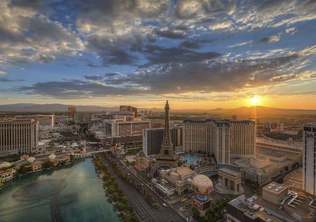Melhor forma de levar dólar para Las Vegas