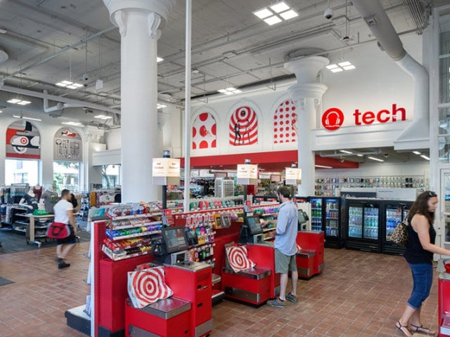 Lojas de departamento em San Diego