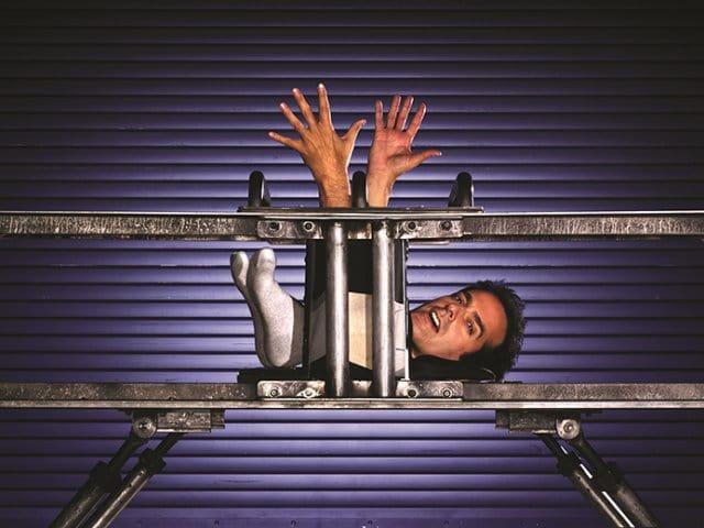 David Copperfield em Las Vegas: Show de mágica e ilusionismo