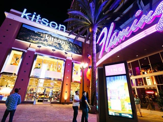 Hotel e Cassino The LINQ em Las Vegas