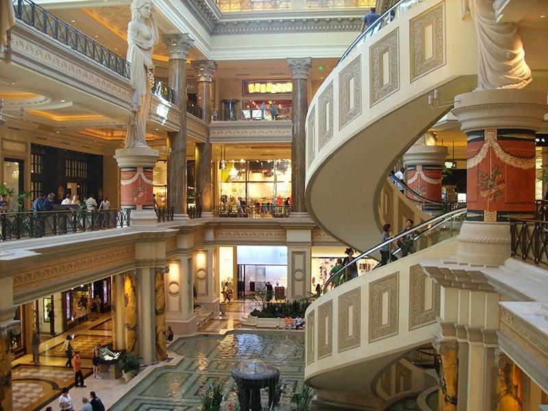 Shopping em Las Vegas