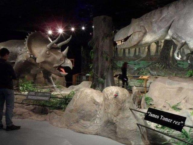 Museu de História Natural de Los Angeles na Califórnia