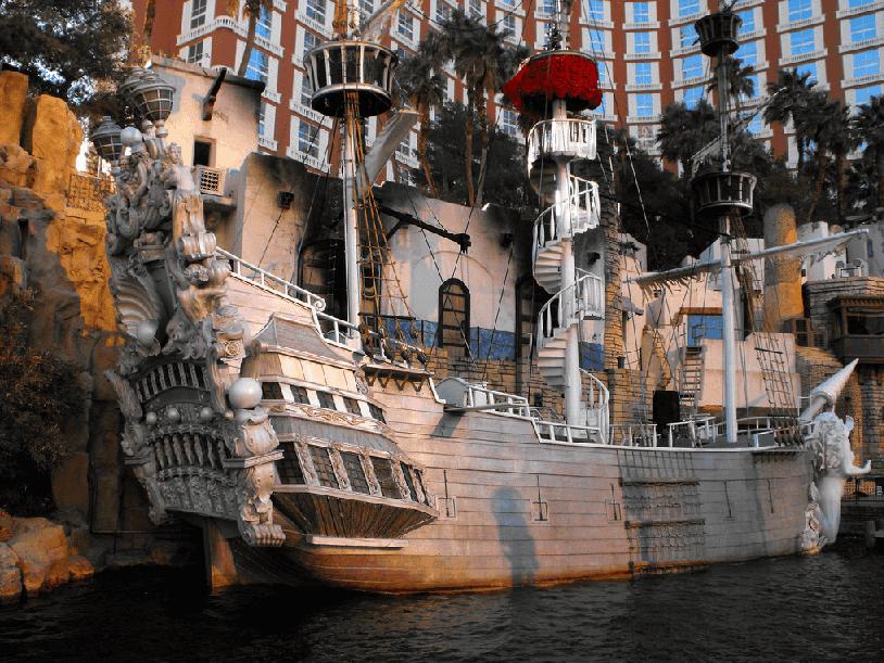 Treasure Island em Las Vegas