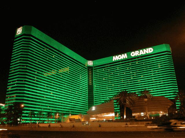 Hotel Cassino MGM Grand em Las Vegas