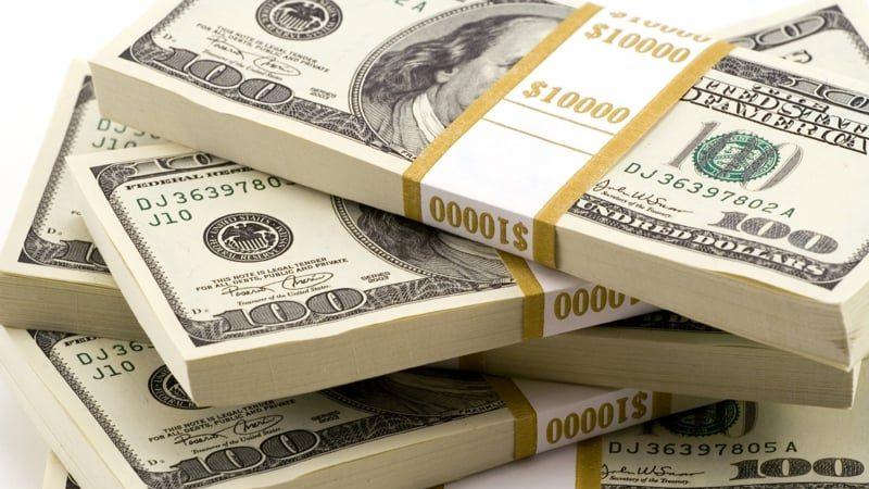 Como levar dólares para Las Vegas