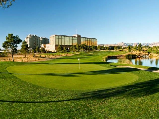 10 campos de golfe em Las Vegas