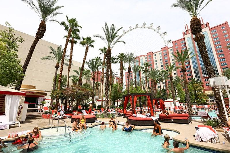 Hotéis bons para família em Las Vegas