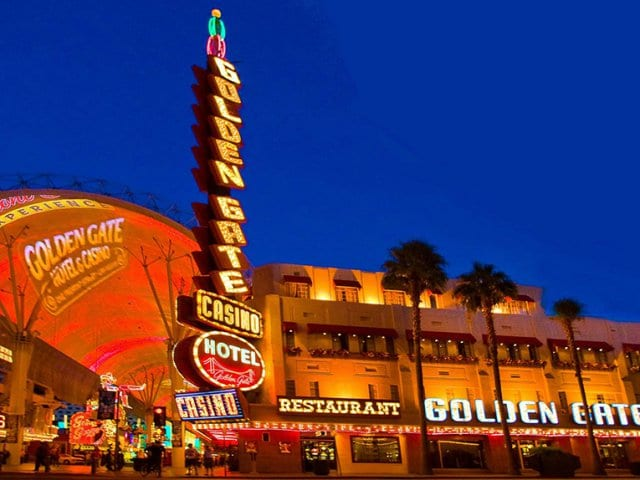 Golden Gate Hotel and Casino em Las Vegas