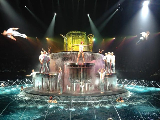 Show Le Rêve em Las Vegas