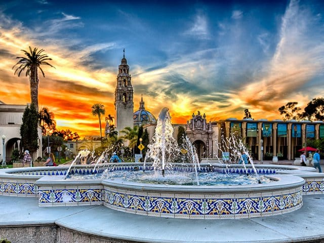 Conhecendo San Diego saindo de Las Vegas