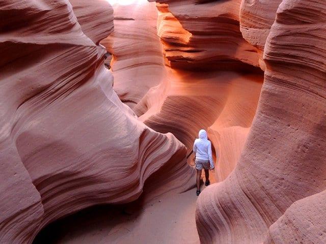 Conhecendo o Antelope Canyon em Las Vegas