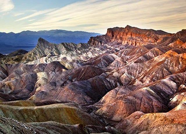 Conhecendo Death Valley National Park saindo de Las Vegas
