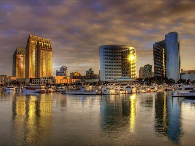 Como transferir dinheiro para San Diego