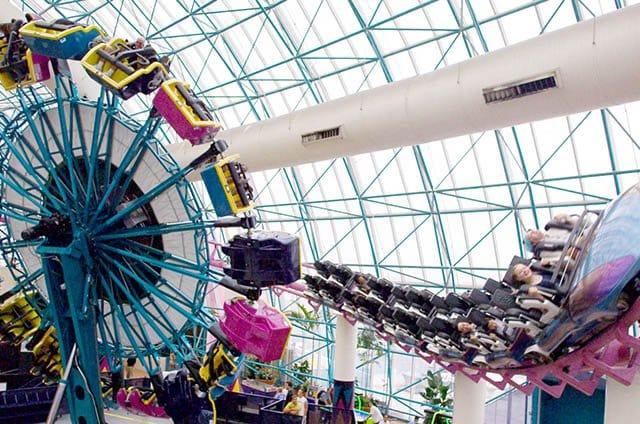 Montanha-russa The Roller Coaster em Las Vegas