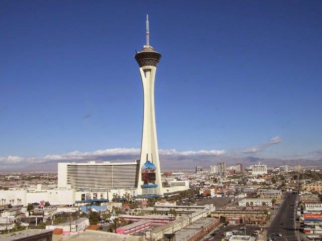Hotel cassino Stratosphere em Las Vegas
