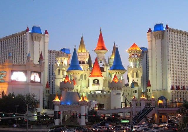 Passeios de graça em Las Vegas