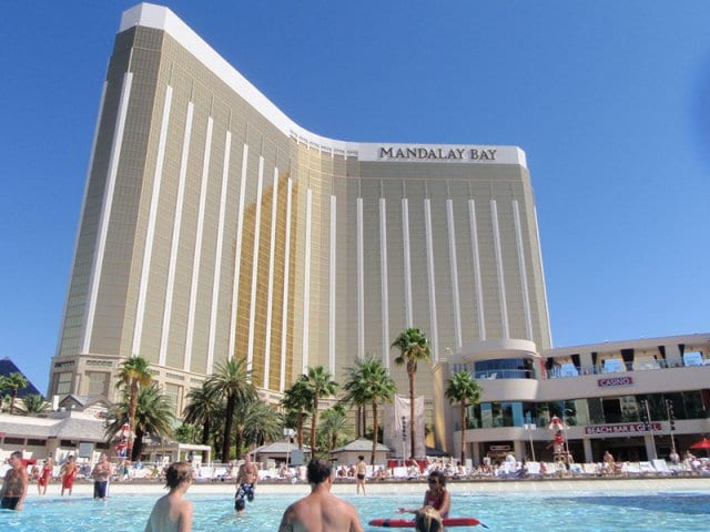 Hotéis bons e baratos na The Strip em Las Vegas