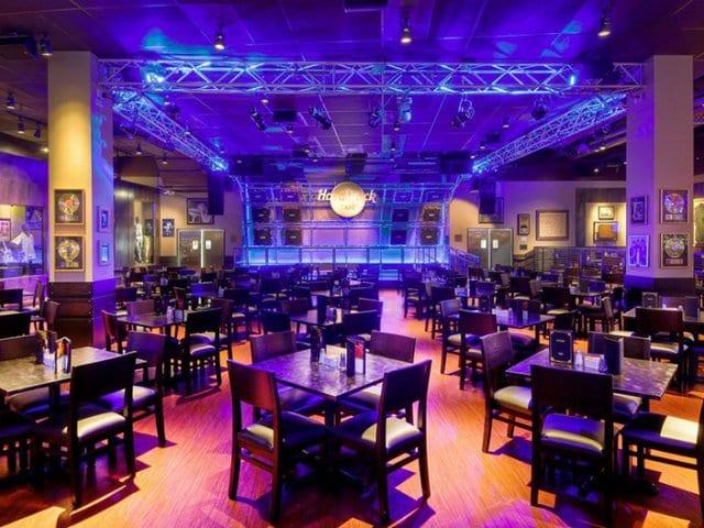 Qual é o melhor restaurante temático de Las Vegas?