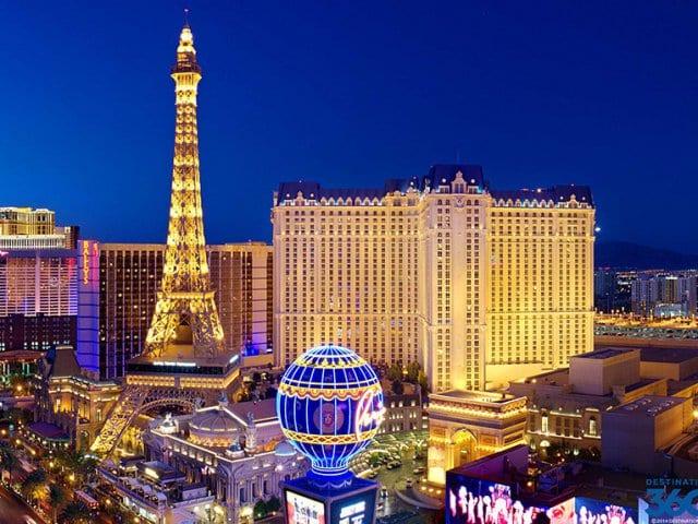 Las Vegas em Agosto