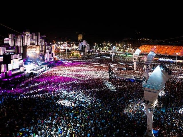 Las Vegas em Junho