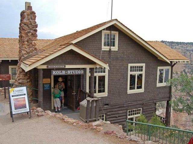 Museus no Grand Canyon